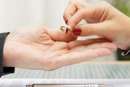 عدم حضور زوجه در طلاق توافقی
